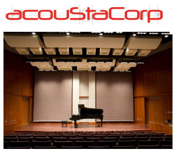 acouStaCorp Logo